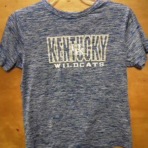 2/$5 Boys Kentucky Wildcats shirt